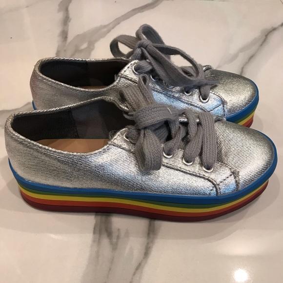 Target Shoes | Platform Sneakers Size